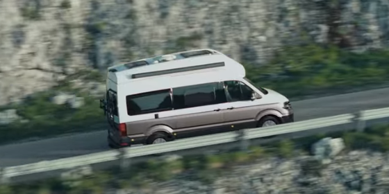 VW Grand California - video